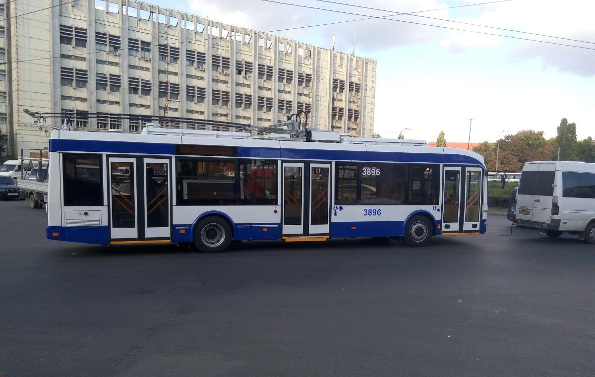 В Ставчены начнут ходить аккумуляторные троллейбусы (ВИДЕО)