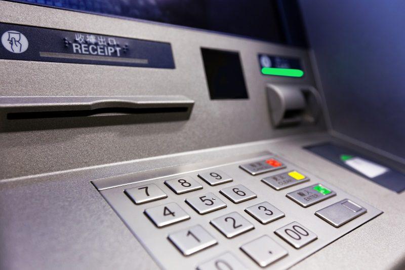 В Бешалме попытались вскрыть банкомат