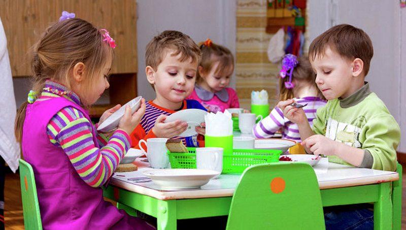 Центр общественного здоровья предлагает столичным родителям ознакомиться с меню в детских садах