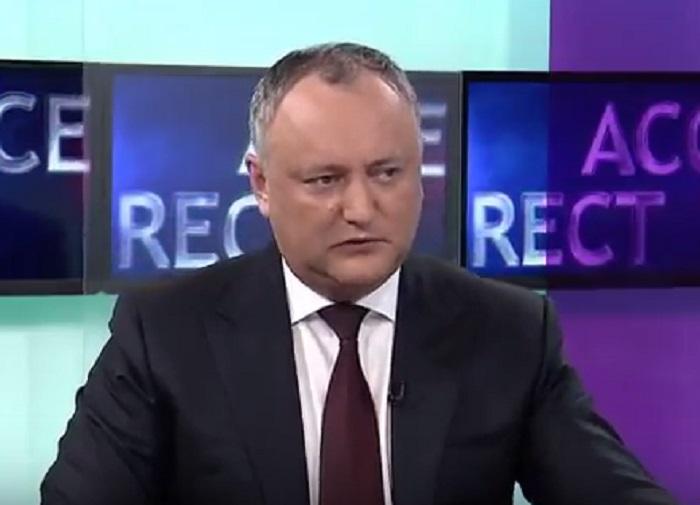 Додон: Высший совет безопасности будет работать, даже если Филип и Канду будут его бойкотировать (ВИДЕО)