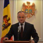 Додон: Попытки узаконить румынский язык в качестве государственного - недопустимы и незаконны