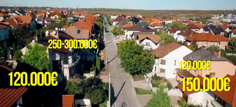 Половина переулка на Рышкановке «стоит» более 3 миллионов евро (ВИДЕО)