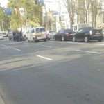 На бульваре Штефана чел Маре на переходе сбили подростка (ФОТО)