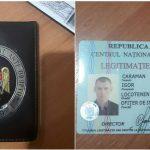 Пойманный нетрезвым за рулем отставной офицер НАЦ предъявил полиции недействительное удостоверение (ФОТО)
