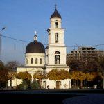 В храмовый праздник Кишинева в Кафедральный собор привезут святыни для поклонения