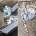Полиция Кишинева провела удачную охоту на наркоманов (ВИДЕО)