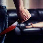 Пьяный мужчина убил ножом свою гражданскую жену