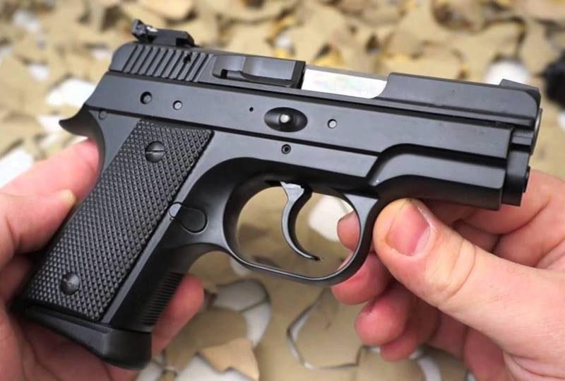 В Кишиневе водитель-нарушитель угрожал оружием другому участнику движения