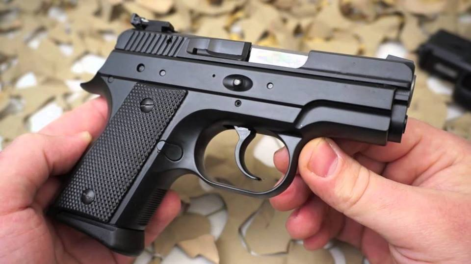 Трагедия в столице: мужчина застрелился из своего оружия