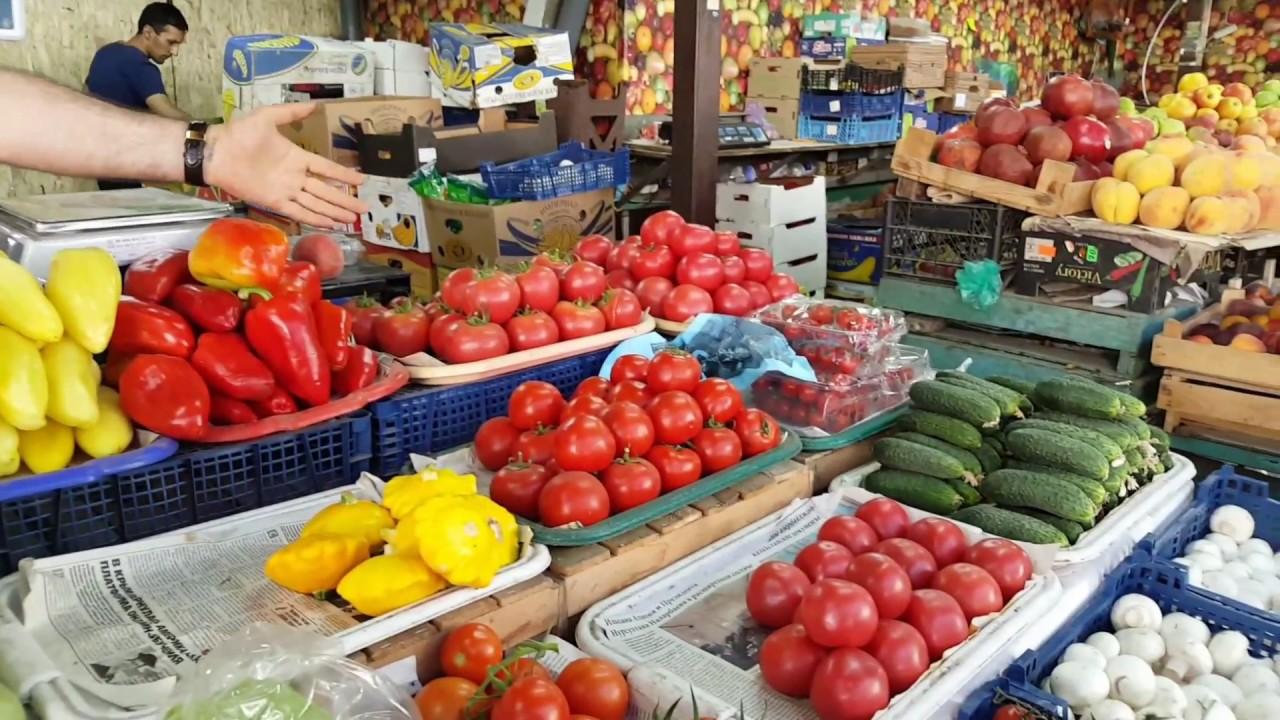 На рынках Кишинева резко выросли цены на некоторые овощи