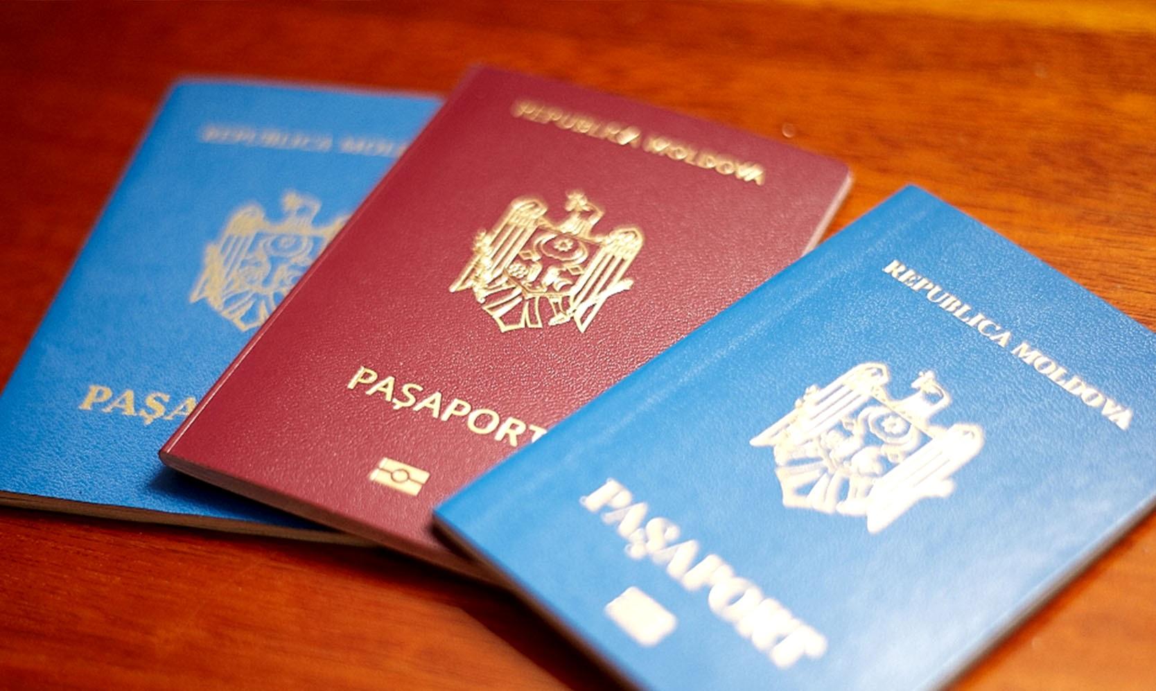 Паспорта молдаван претерпят изменения