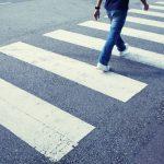 Столичный водитель сбил этим утром пешехода на «зебре»