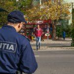 Патрульные инспекторы объявили войну пешеходам, переходящим дорогу в неположенном месте (ФОТО)