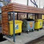 Проект по модернизации столичных площадок для сбора мусора вызвал подозрения у НАЦ