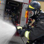 В Единцах мужчина заживо сгорел в своем доме