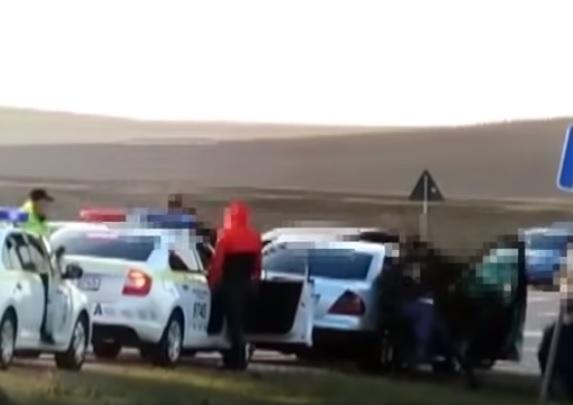 Как в кино: полиция задержала грабителей, похитивших 900 тысяч леев (ВИДЕО)