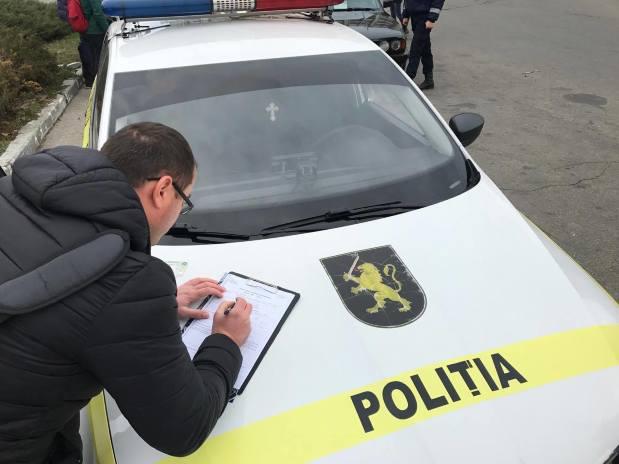 """В Молдове стартовала спецоперация """"Такси"""": всего за несколько часов правоохранители поймали 16 таксистов-нарушителей (ВИДЕО)"""