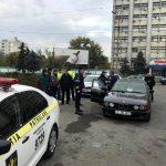 Налоговики и полиция подвергли таксистов неожиданным проверкам (ФОТО)