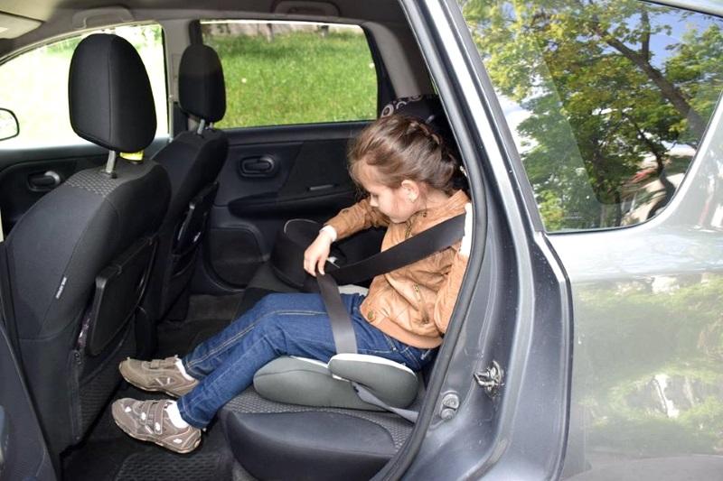 За первые десять месяцев в авариях были вовлечены 118 детей: трое погибли