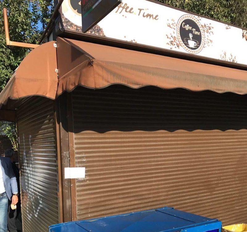 Антисанитарию и просрочку в киосках обнаружила полиция в результате рейда в столичных парках (ВИДЕО, ФОТО)