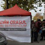 Партия социалистов призвала кишиневцев спасти город путем отставки Киртоакэ