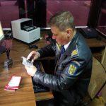 Молдаванин пытался пересечь границу на машине приятеля с фальшивым техпаспортом