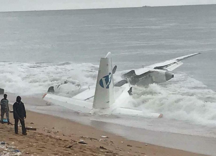 Подтверждено: на борту рухнувшего над Африкой самолета были 6 граждан Молдовы