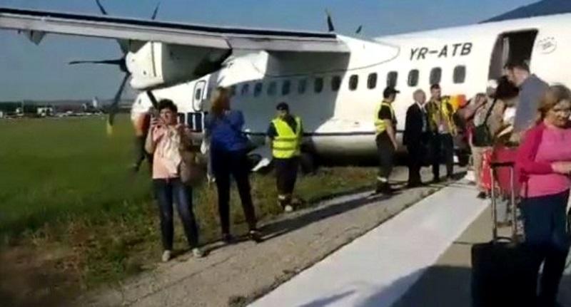 Стали известны подробности произошедшего в июне авиаинцидента в кишиневском аэропорту (ВИДЕО)