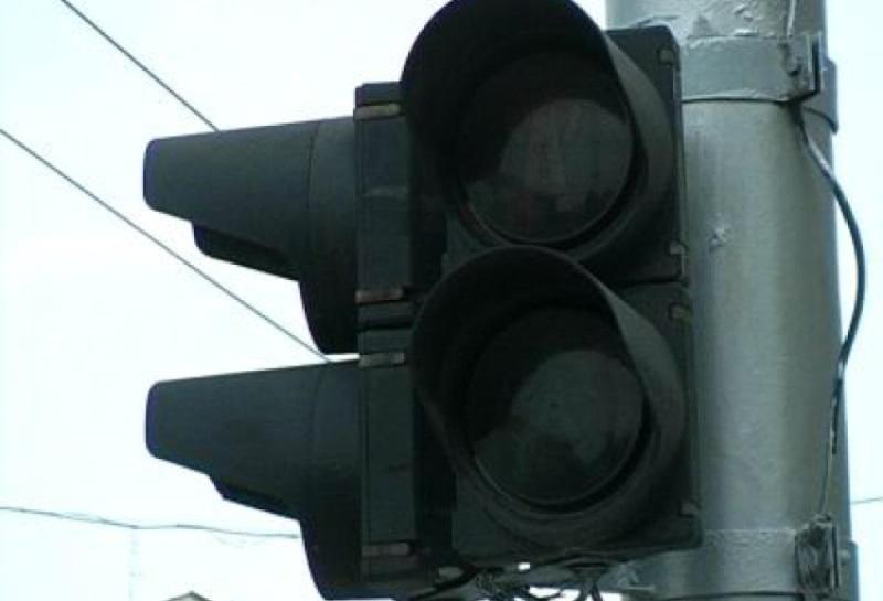 НИП предупреждает, что на оживлённом перекрёстке в секторе Ботаника не работает светофор