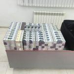 Двое молдаван везли в Лондон 800 пачек сигарет в ручном багаже (ФОТО)