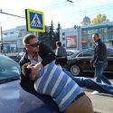 """Избитый на рейде руководитель """"СтопХам Молдова"""" рассказал подробности инцидента (ВИДЕО)"""