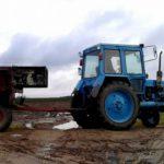 В Гагаузии рабочий попал под трактор