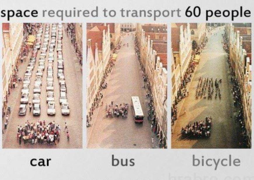 Транспортный эксперимент в Кишиневе: как можно вновь сделать столицу городом для людей, а не машин