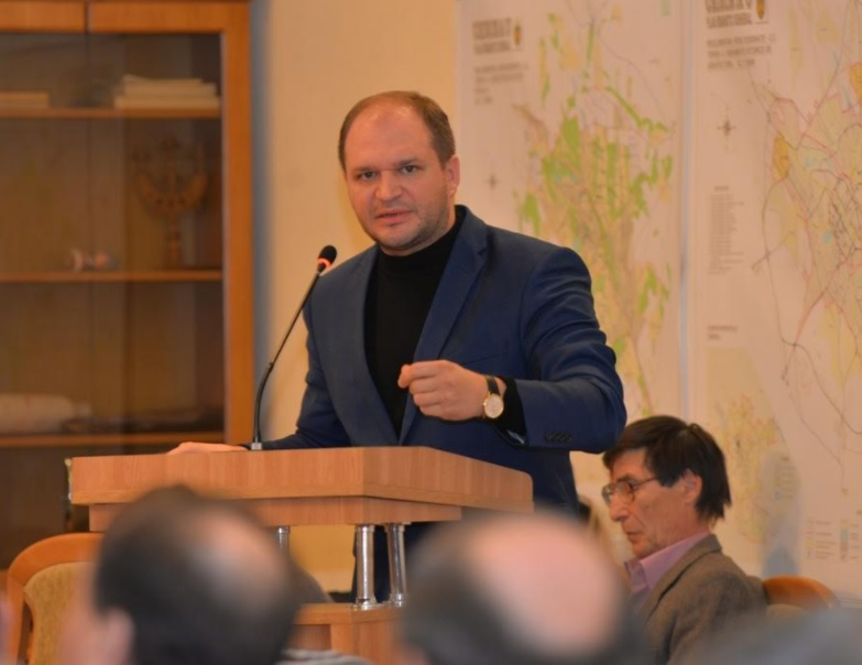 Ион Чебан торопит примэрию с решением транспортной проблемы Кишинева (ВИДЕО)