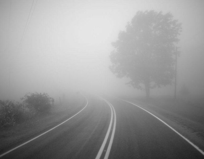 """Туман не отступает: """"жёлтый код"""" снова продлён"""