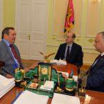 Додон в Сочи обсудит с Путиным вопросы расширения экспорта молдавской продукции в РФ