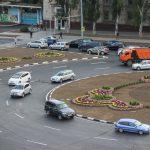 Как выглядит отремонтированная круговая развязка на бульваре Негруцци (ФОТО)