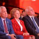 Зинаида Гречаный поздравила ряд депутатов Госдумы России с их новыми должностями