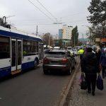Кишиневцев порадовал штраф для припарковавшегося на остановке водителя Porsche (ФОТО)