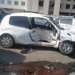 Несколько аварий спровоцировали большие пробки в Кишиневе (ФОТО)