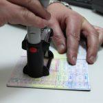 У молдаванки в Польше обнаружили 14 поддельных штампов в паспорте