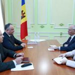 Додон и Мухаметшин обсудили придание нового импульса стратегическому развитию молдо-российских отношений (ФОТО)