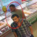 Полицейские разыскивают попавших на видео грабителей