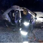 В Комрате автомобиль вылетел с трассы и перевернулся: водитель скончался