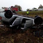В Дрокии водителя пришлось доставать из искореженного автомобиля в результате серьезного ДТП (ФОТО)