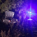 Автомобиль вылетел с трассы и врезался в дерево: водитель и пассажир скончались на месте (ФОТО)