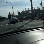 В столице водитель BMW сбил на пешеходном переходе женщину