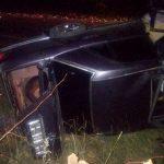 В Глодянах пьяный водитель с несовершеннолетними в салоне врезался в дерево: есть пострадавшие (ФОТО)