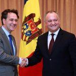 Президент встретился с исполнительным директором Всемирного банка (ФОТО)