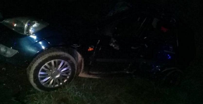 В Оргееве легковой автомобиль столкнулся с фурой: есть пострадавшие